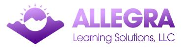 Allegra logo 2